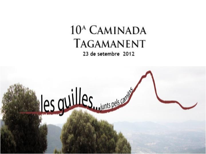 10A CAMINADA TAGAMANENT